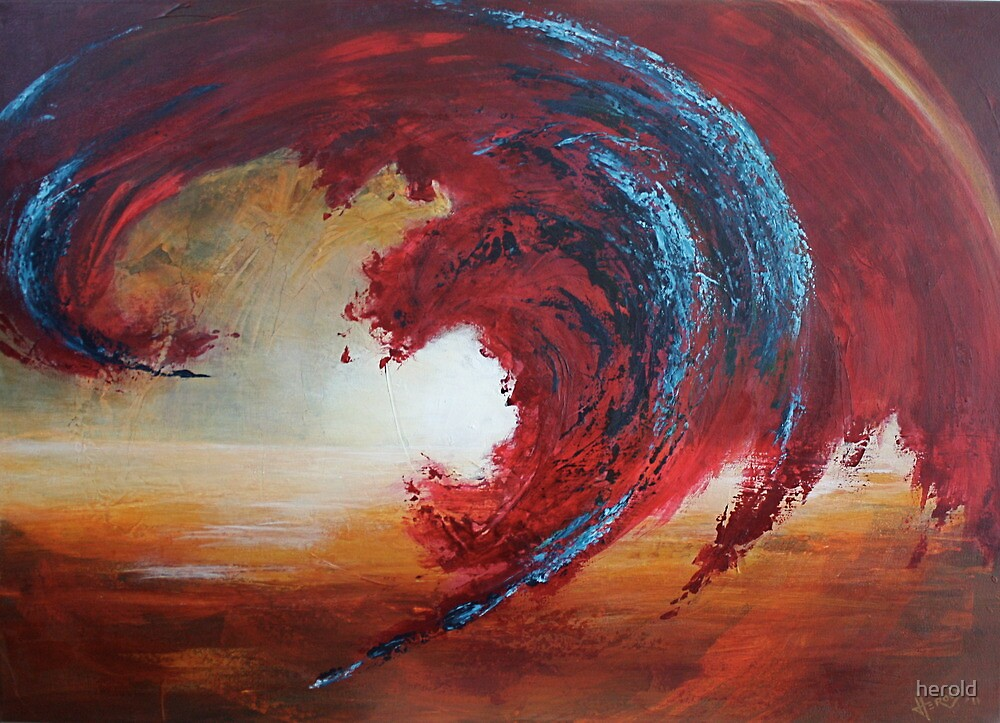 If I was a storm by herold