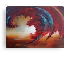 If I was a storm Canvas Print