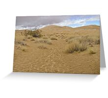 The Great Mojave Greeting Card