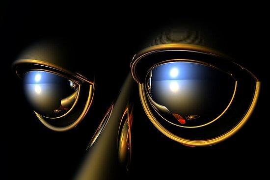 Cyborg by Lyle Hatch