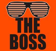 The Boss of the Crop Kids Tee