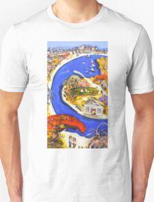Blue bayou Unisex T-Shirt