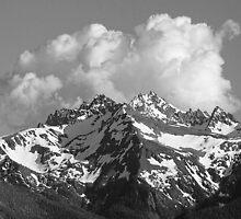 MOUNT OLYMPUS by Chuck Wickham