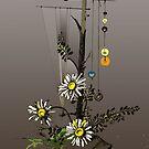 My flowers(2) by kseniako