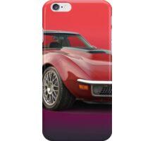 1969 Corvette Stingray VS3 iPhone Case/Skin