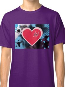 Clawed Heart Classic T-Shirt