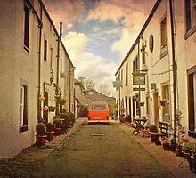 Waddington Van by simassey81