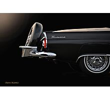 1956 Ford Thunderbird 'The Continental' I Photographic Print