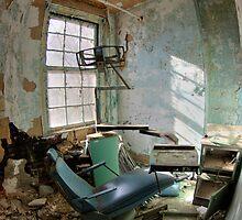 Dentist Chair by DariaGrippo