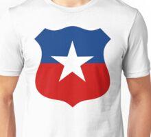 Chilean Air Force Insignia Unisex T-Shirt