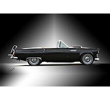 1956 Ford Thunderbird Convertible Photographic Print