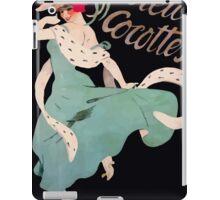 Jules Alexandre Grün Adieu Cocottes iPad Case/Skin