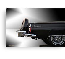 1956 Ford Thunderbird 'The Continental' VS2 Canvas Print