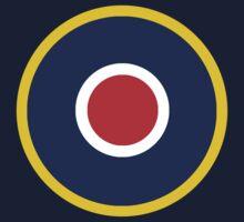 Royal Air Force C1 Insignia Kids Tee