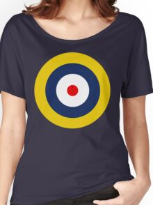 Royal Air Force A1 Insignia Women's Relaxed Fit T-Shirt