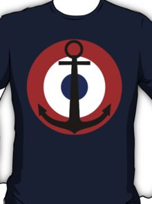 French Naval Aviation Insignia T-Shirt