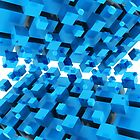3D Abstract Background by Nasko .