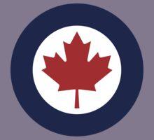 Royal Canadian Air Force Insignia Kids Tee