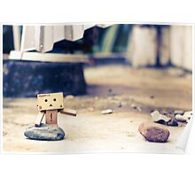 Danbo and the Difficult Choice Poster