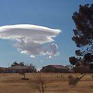 Starship Enterprise in Arizona by Timothy L. Gernert