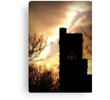 Evening is calling ©  Canvas Print