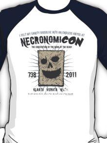 NecronomiCON '11 T-Shirt