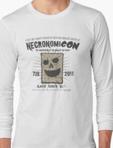 NecronomiCON '11 Long Sleeve T-Shirt