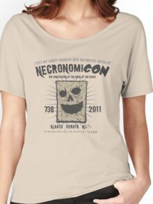 NecronomiCON '11 Women's Relaxed Fit T-Shirt