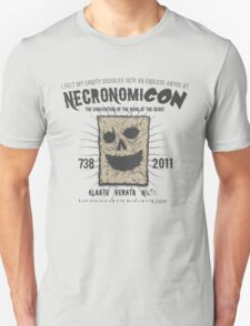 NecronomiCON '11 Unisex T-Shirt