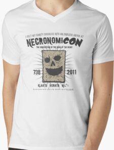 NecronomiCON '11 Mens V-Neck T-Shirt