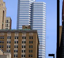 Corner Offices Galore   by Robert  Buehner