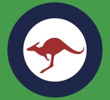 Royal Australian Air Force Insignia by warbirdwear