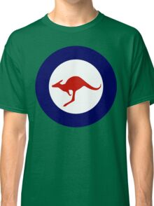 Royal Australian Air Force Insignia Classic T-Shirt