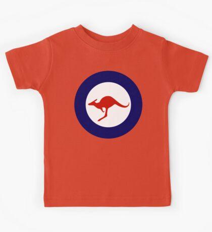 Royal Australian Air Force Insignia Kids Tee