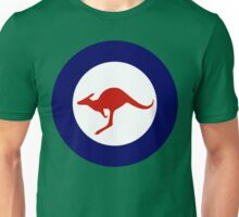 Royal Australian Air Force Insignia Unisex T-Shirt