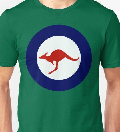 Royal Australian Air Force Insignia Unisex T-Shirt
