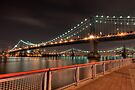 Manhattan Bridge by Brian Winshell