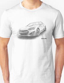 Sketch Genesis Black T-Shirt