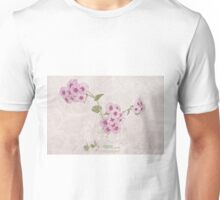 Phlox, Perfume And Lace  Unisex T-Shirt