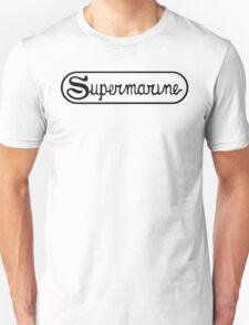 Supermarine Aircraft Company Logo T-Shirt