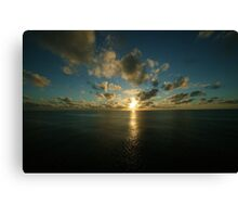 Birth of a New Day Canvas Print