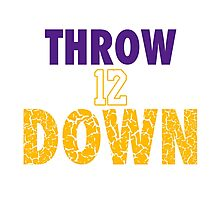 Throw It Down - Shannon Brown Photographic Print