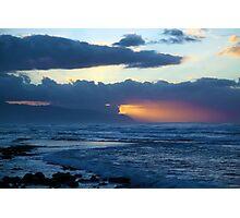 Blink of Sun Photographic Print