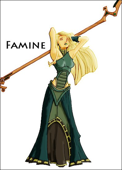 Famine by slicepotato