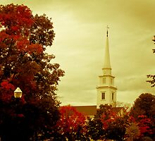 Autumn in New England by kflanary