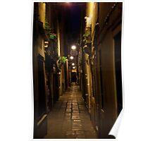 Vino Alley Poster