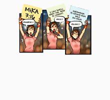 Average R. Mika Fan Unisex T-Shirt