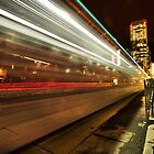 """7th Avenue Phfreeze out...""...(Centre St. Station, Calgary, Alberta, Canada) by Russ Styles"
