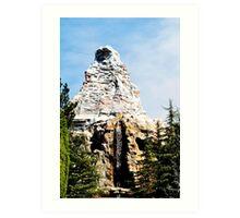 Disneyland #4 Art Print