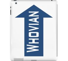 Whovian iPad Case/Skin
